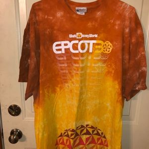 Men's XXL Disney Epcot30 t-shirt